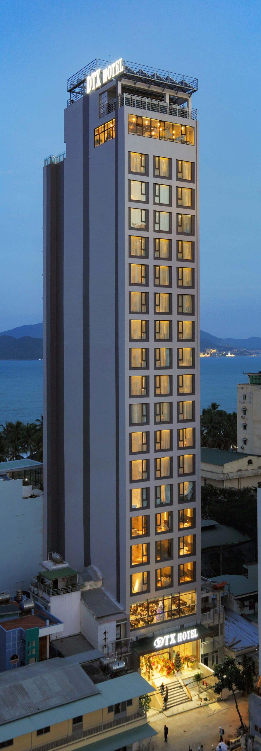 Khách sạn DTX - Nha Trang