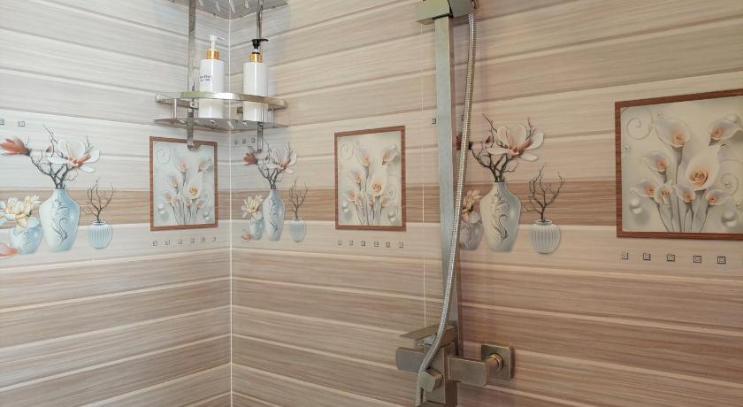 Phòng tắm tại Lavie Villa sang trọng, trang nhã