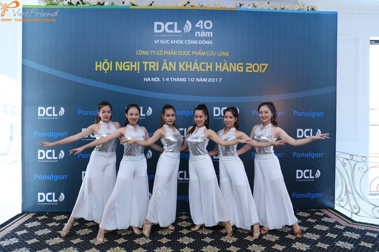 Top 7 xu hướng concept Year end party 2020