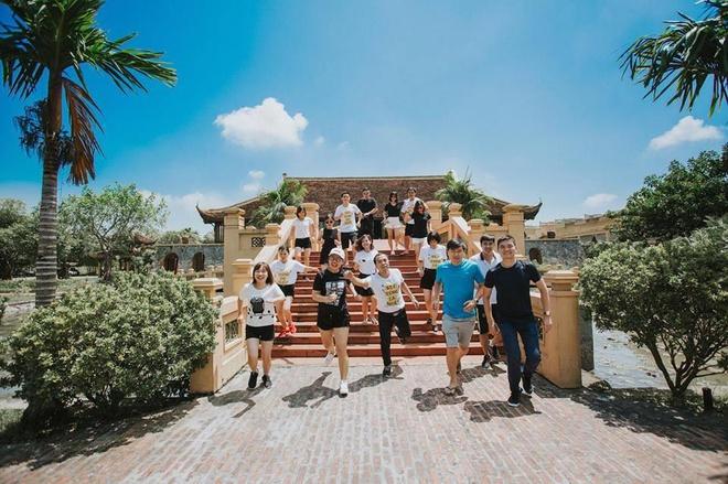 Team building kết hợp nghỉ dưỡng