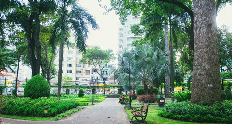 Công viên Tao Đàn