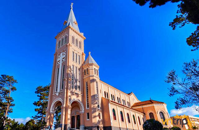 Nhà thờ con gà - Đà Lạt