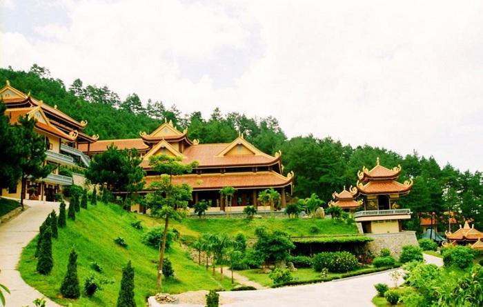 Thiền Viện Trúc Lâm - Đà Lạt